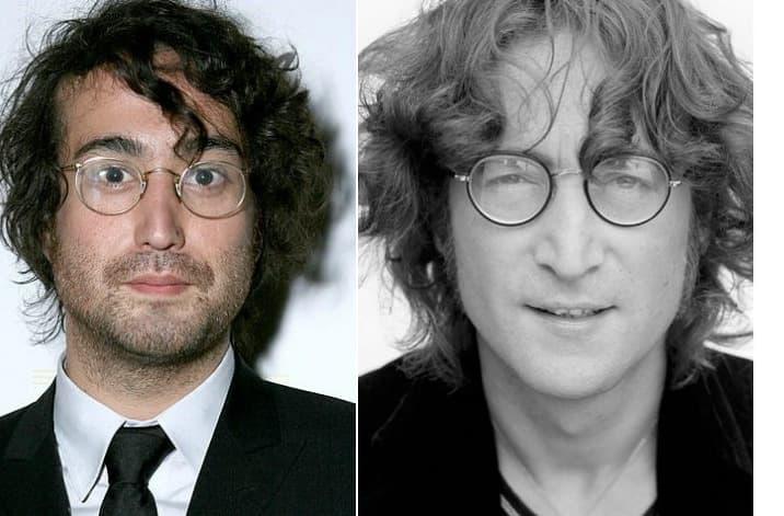 Sean Lennon Jon Lennon