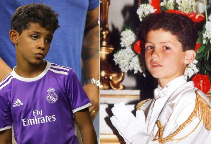 Cristiano Ronaldo Jr. Cristiano Ronaldo