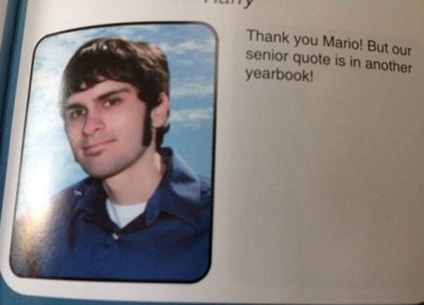 In Another Yearbook