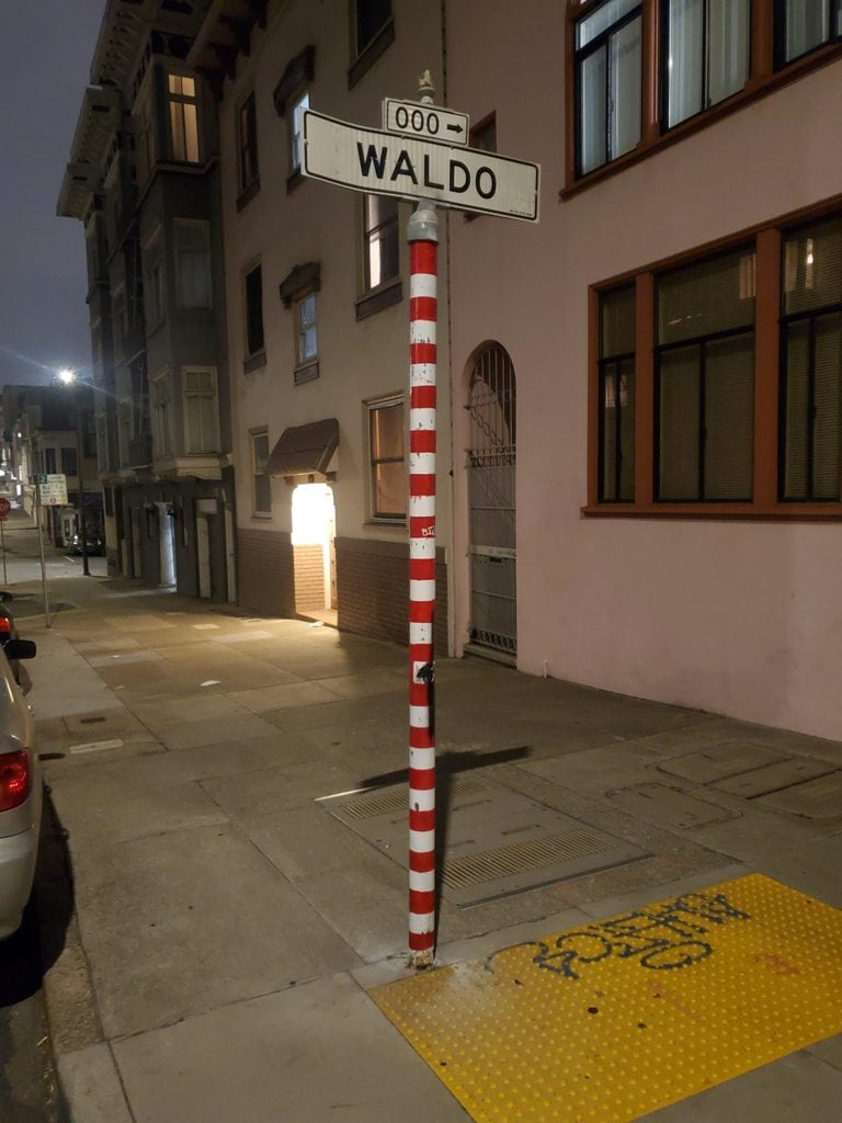 Looking For Waldo