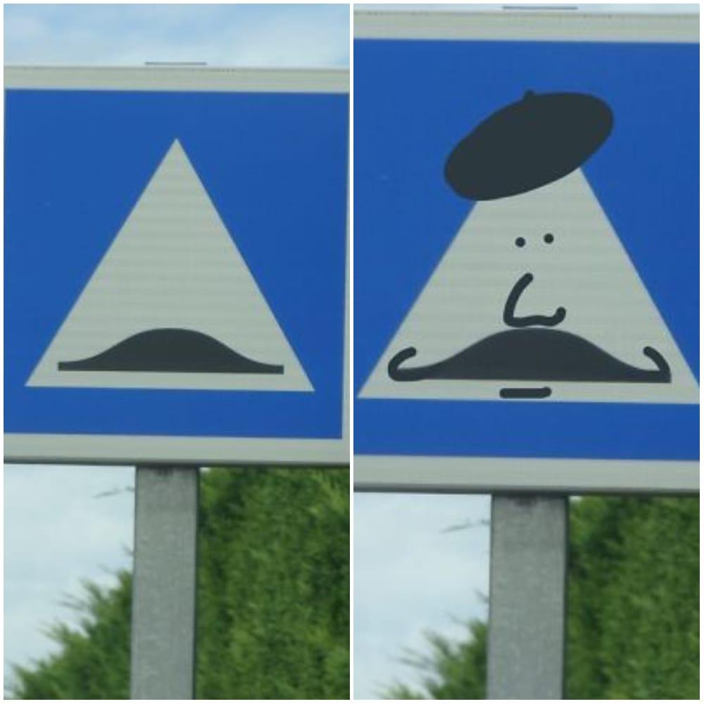 Le Speed Bump