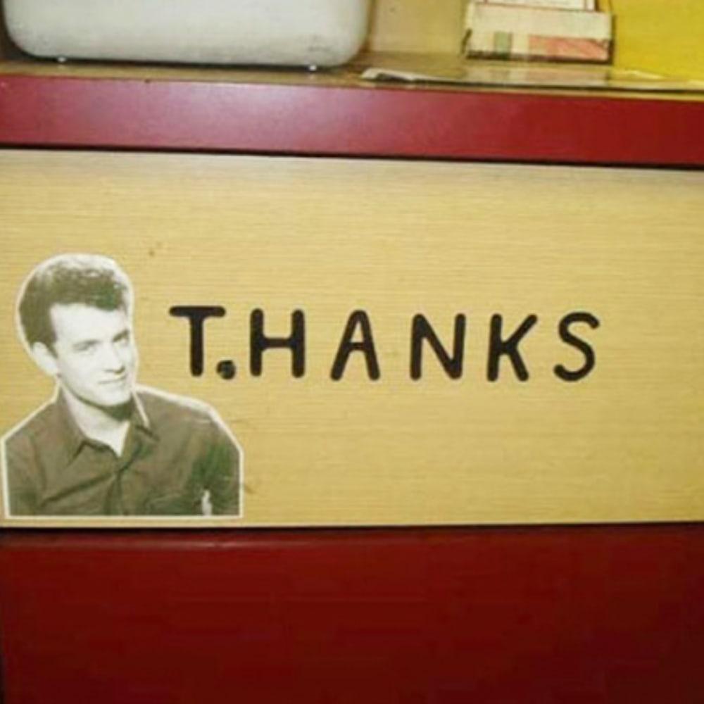 Thanks, Tom Hanks