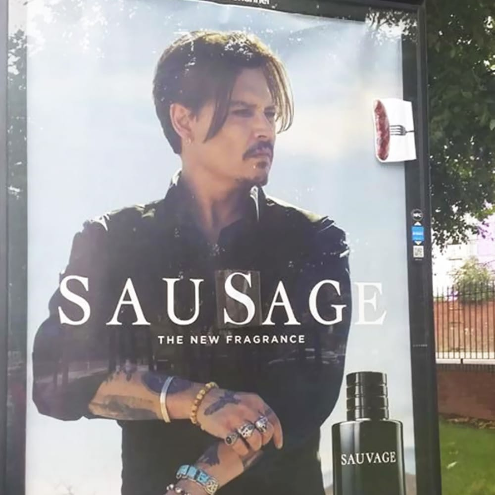 One Letter Away From Sausage