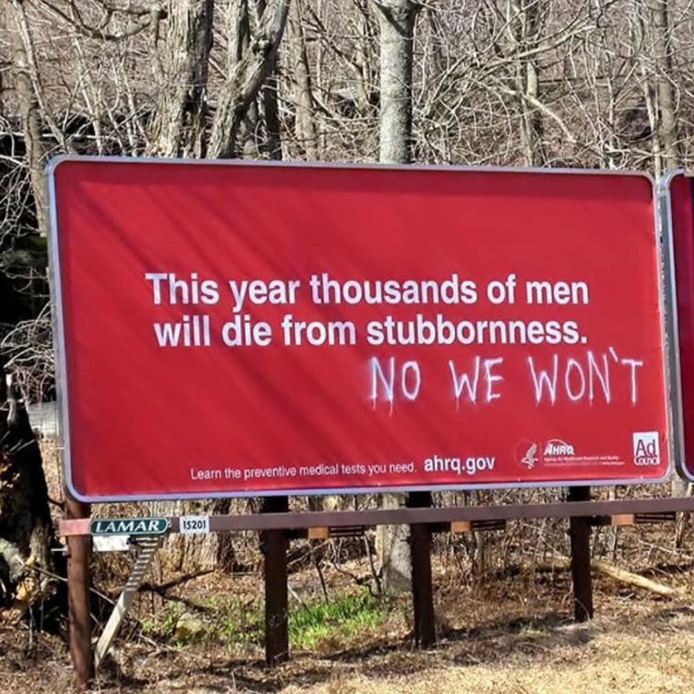As Stubborn As Can Be