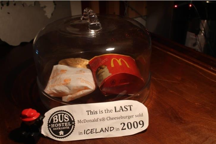 No Hay McDonalds