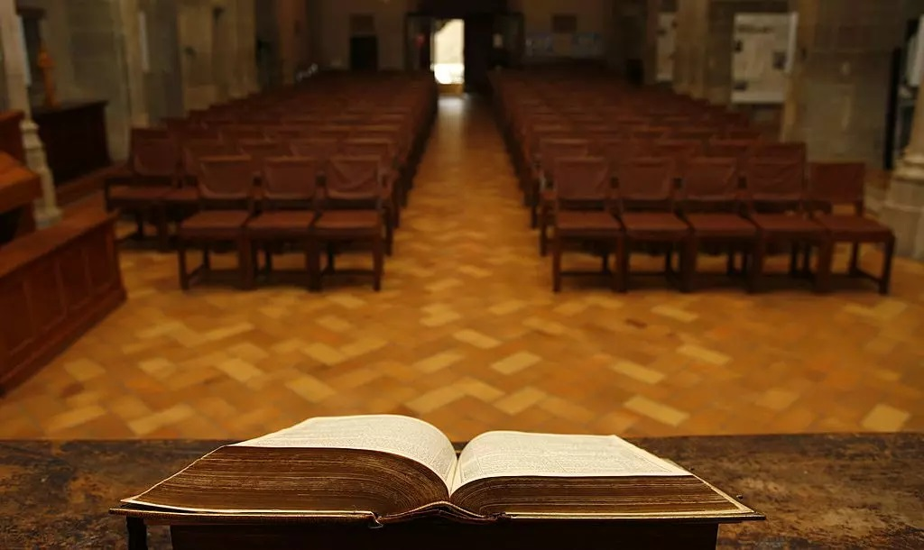 """Bíblia Dos Marcadores De Lugar"""