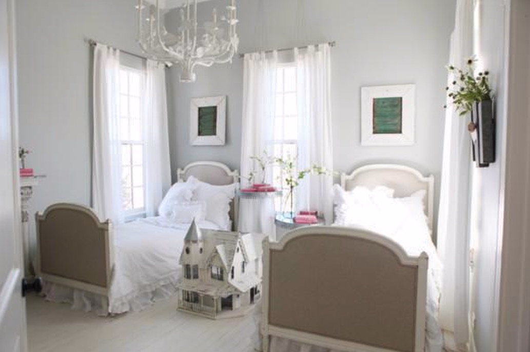 Their Daughters' Bedroom