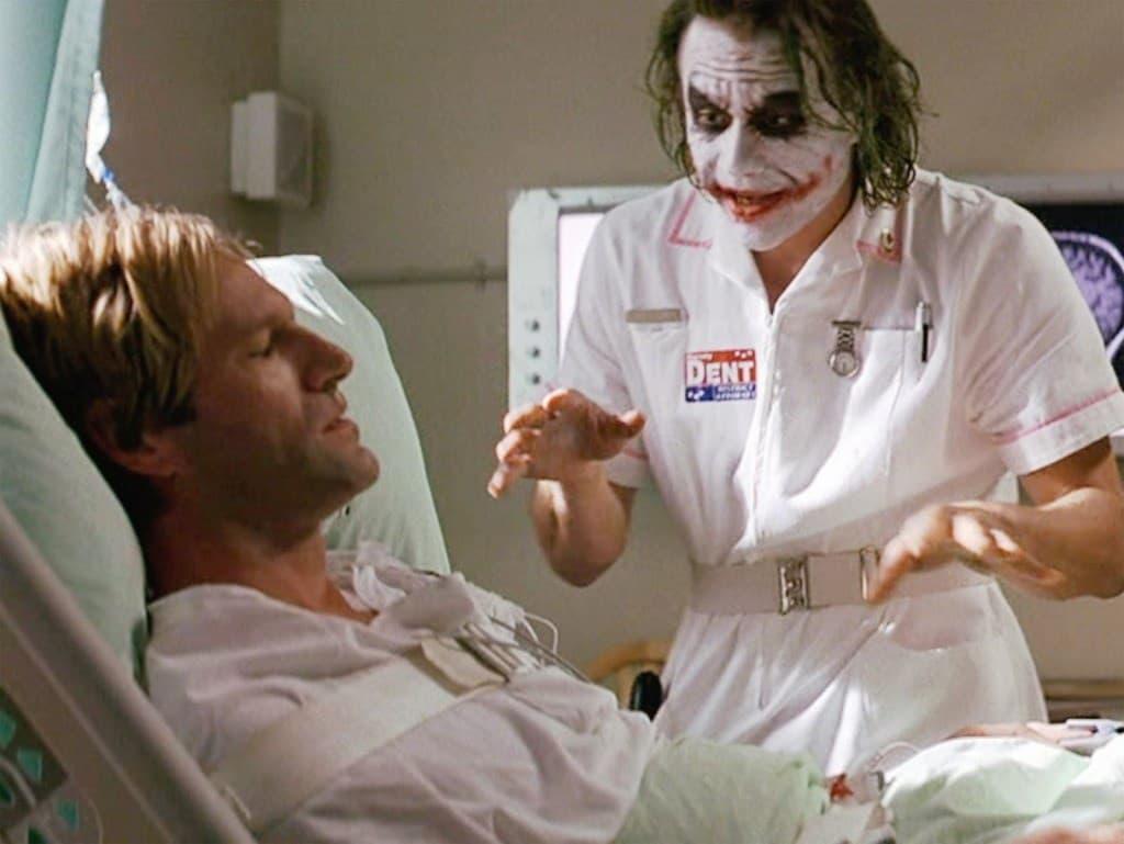 The Dark Knight – The Scheming Nurse