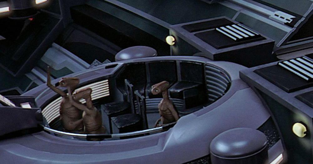Star Wars The Phantom Menace – Senate Scene