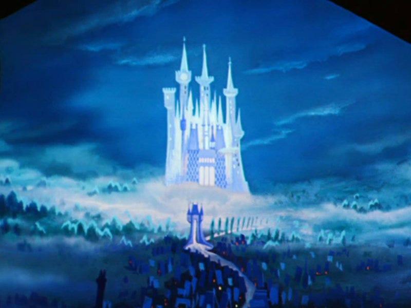 Cinderella – Walt Disney Pictures Logo