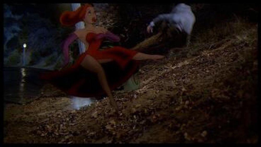 Who Framed Roger Rabbit – Car Crash Scene