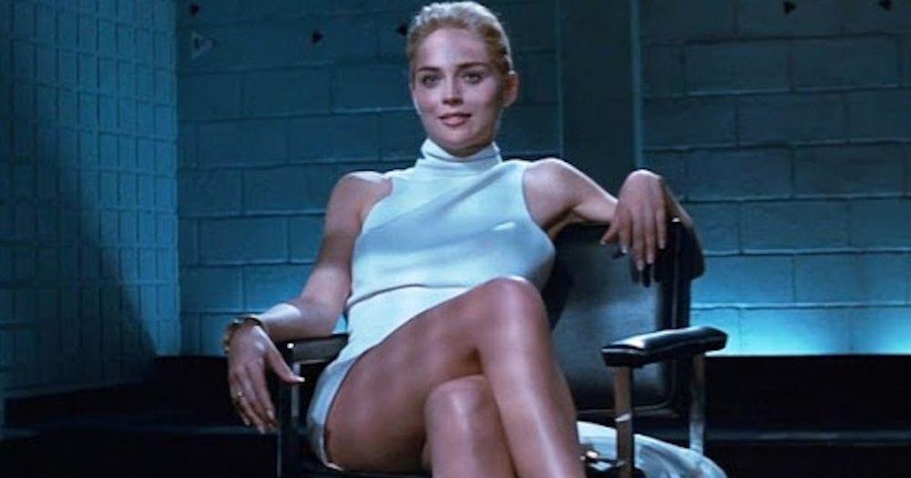 Basic Instinct – Interrogation Scene