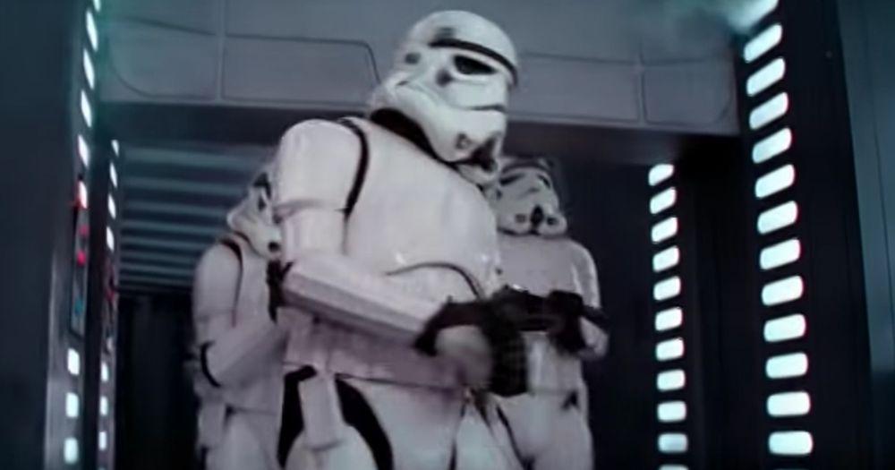 Star Wars – Storm Trooper Scene