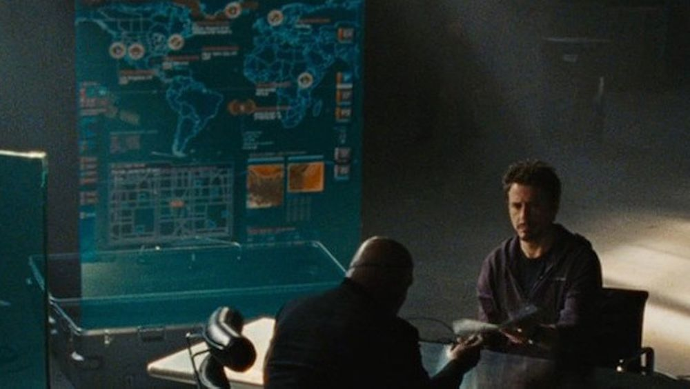 Iron Man 2 – Nick Fury Scene