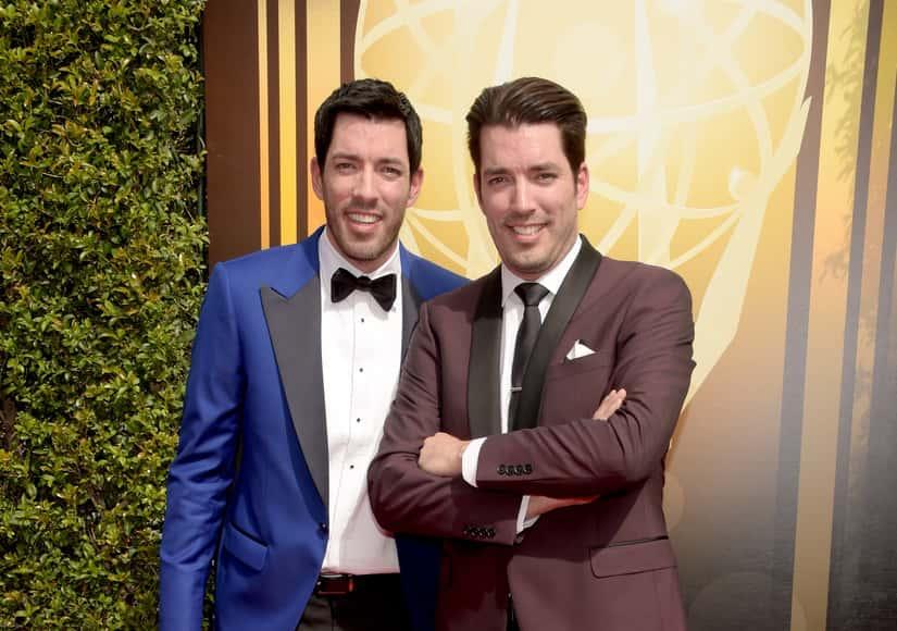 Reality TV Personalities Drew And Jonathan Scott