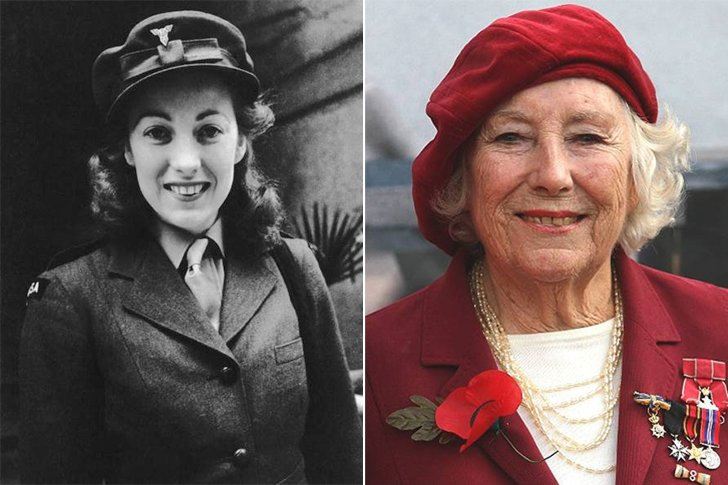 Vera Lynn – Age 103