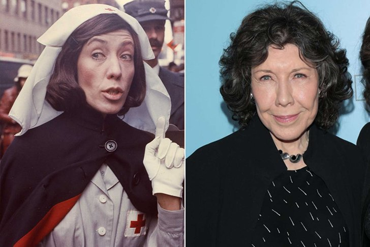 Lily Tomlin – Age 81