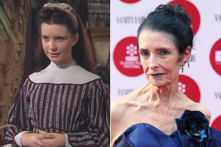 Margaret O'Brien – Age 83