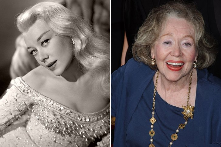 Glynis Johns – Age 96