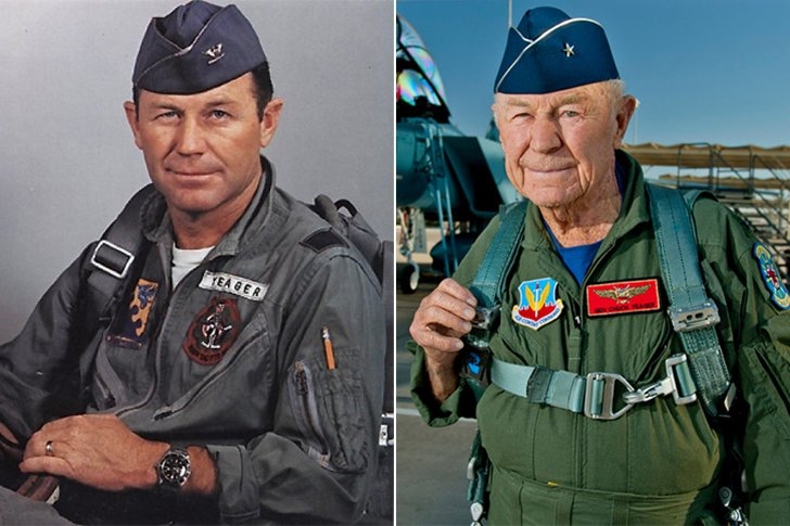 Chuck Yeager – Age 97