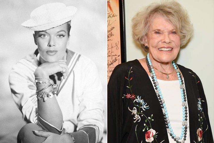 Janis Paige – Age 98