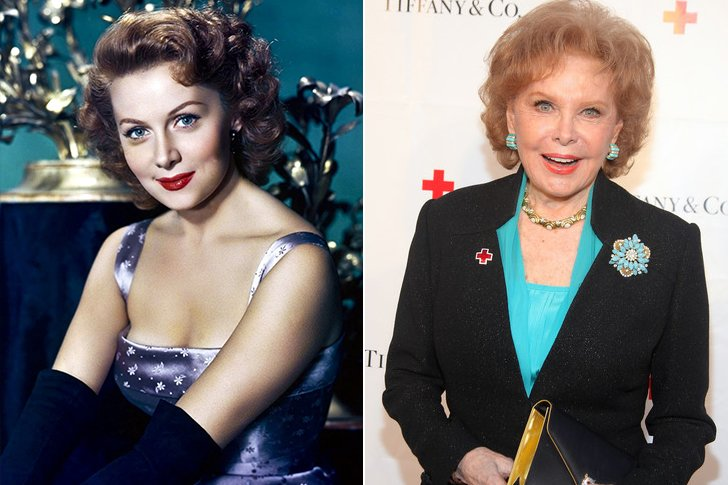Rhonda Fleming – Age 97