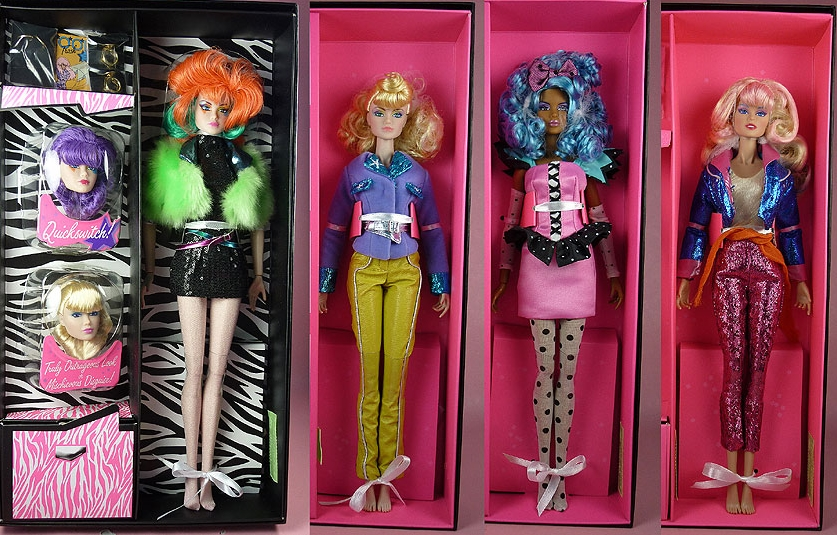 Jem And The Holograms Dolls