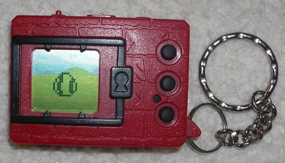 Digimon Toy