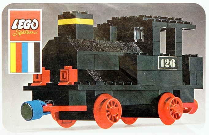 Vintage Lego Trains