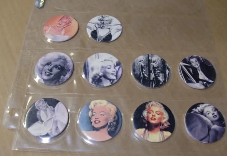 Marilyn Monroe POGs