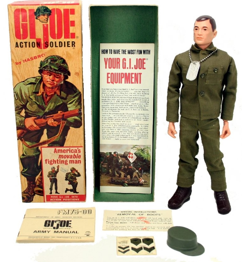 G.I. Joe Circa 1964