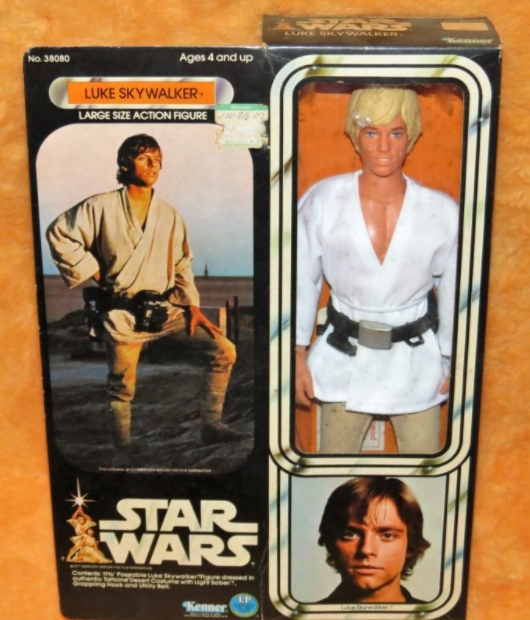 1978 Luke Skywalker Action Figure