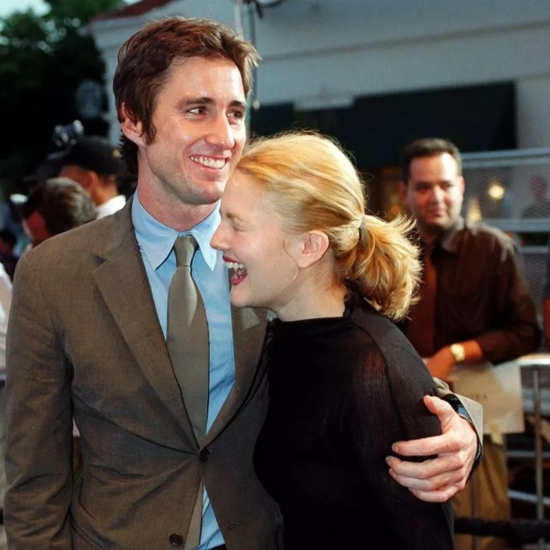 Luke Wilson And Drew Barrymore