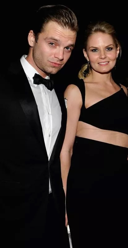 Sebastian Stan And Jennifer Morrison
