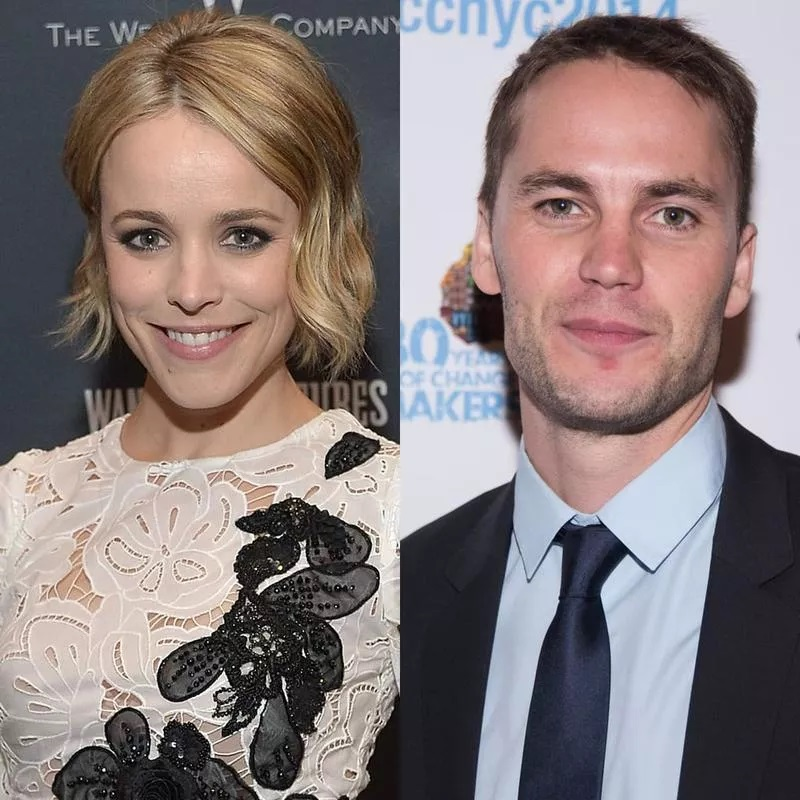 Rachel McAdams And Taylor Kitsch