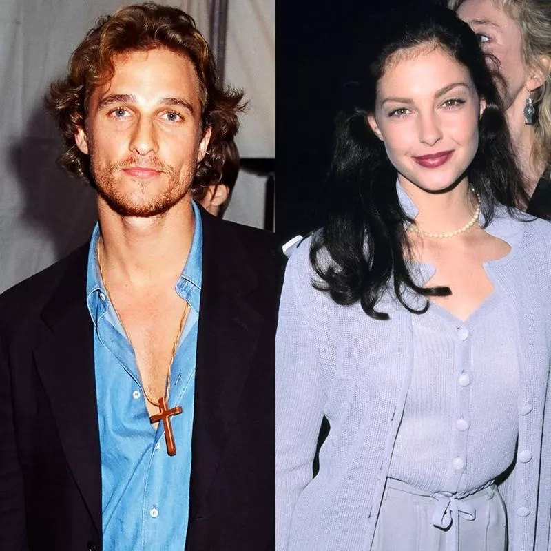 Matthew McConaughey And Ashley Judd