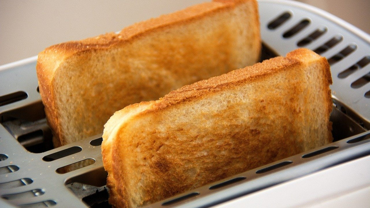 Bread Is Very Porous