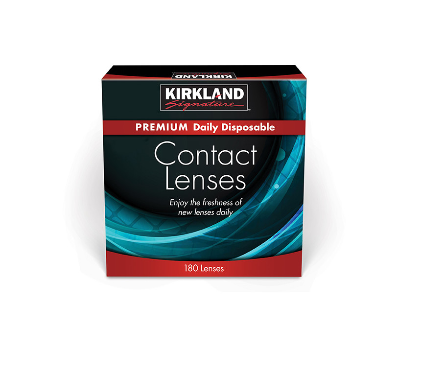 Kirkland Contact Lenses CooperVision