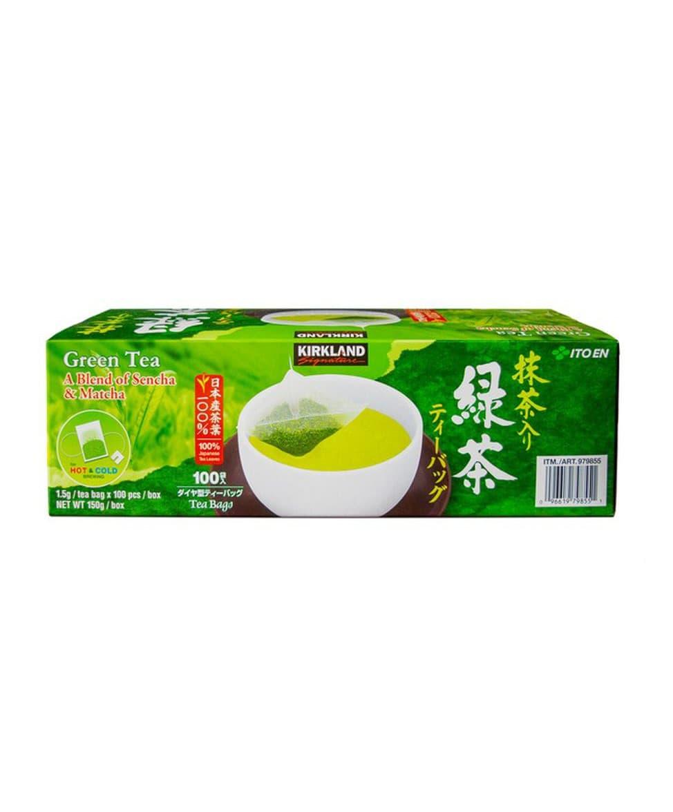 Kirkland Signature Japanese Green Tea Ito En