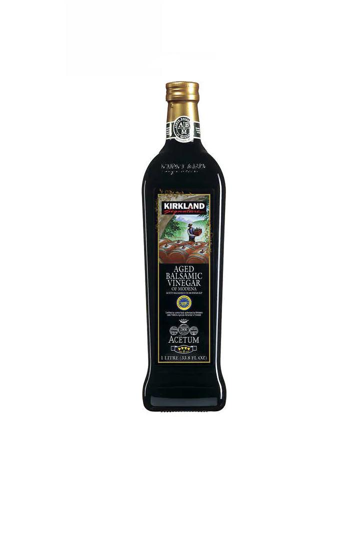 Kirkland Signature Aged Balsamic Vinegar Acetum