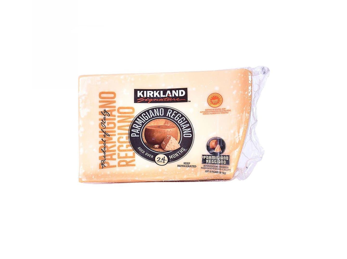 Kirkland Signature Parmigiano Reggiano Cheese Formaggi Zanetti