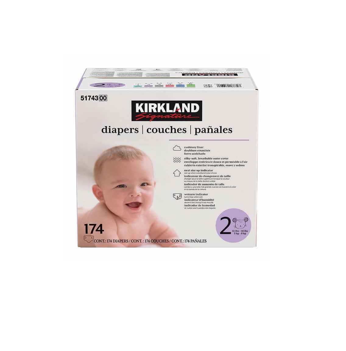 Kirkland Signature Diapers Kimberly Clark Diapers