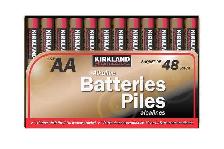 Kirkland Signature Batteries – Duracell