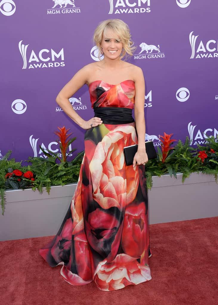 Carrie Underwood, 2013