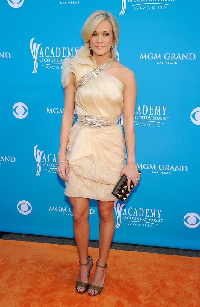 Carrie Underwood, 2010