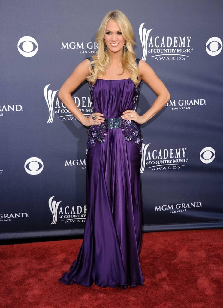 Carrie Underwood, 2011