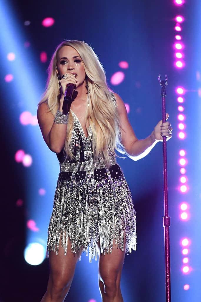Carrie Underwood, 2018