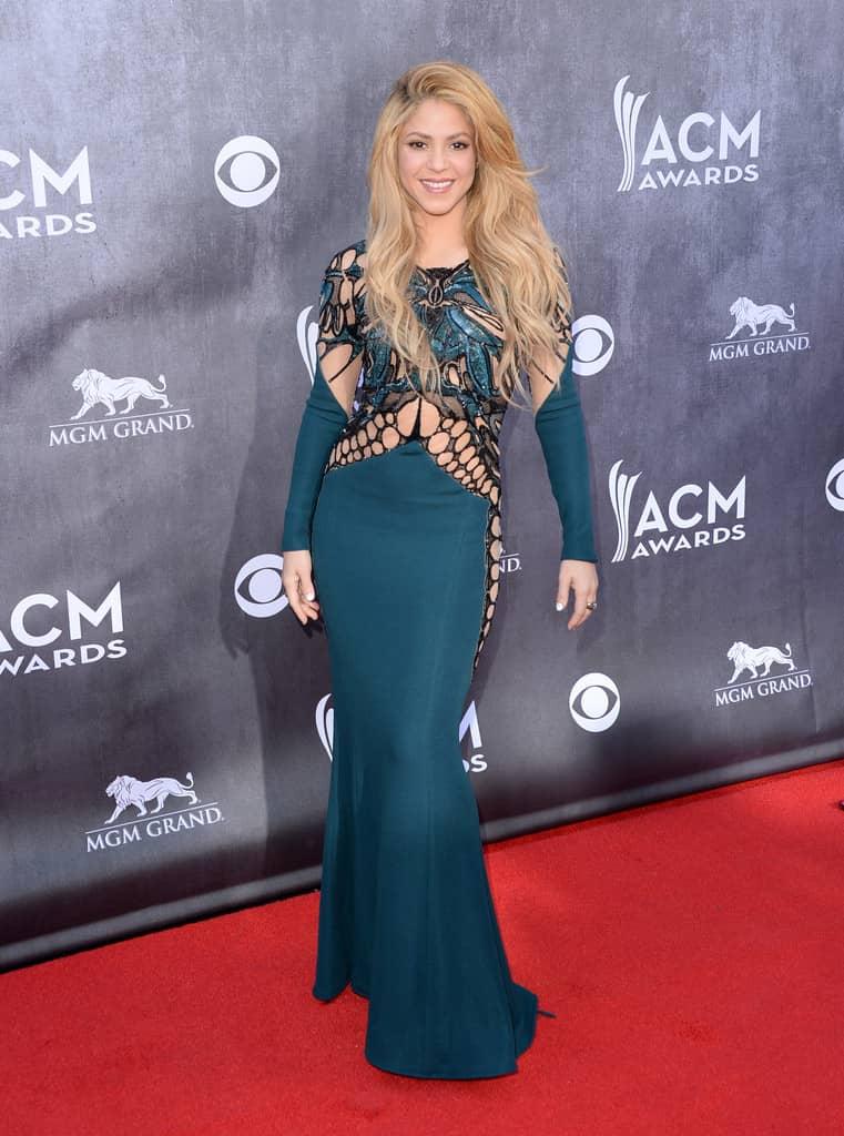 Shakira, 2014
