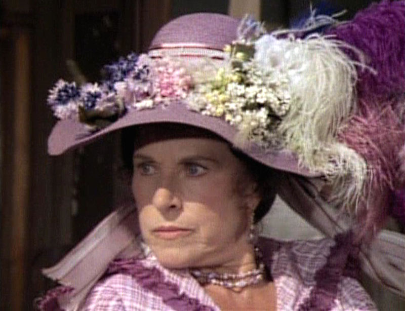 Katherine MacGregor As Harriet Oleson