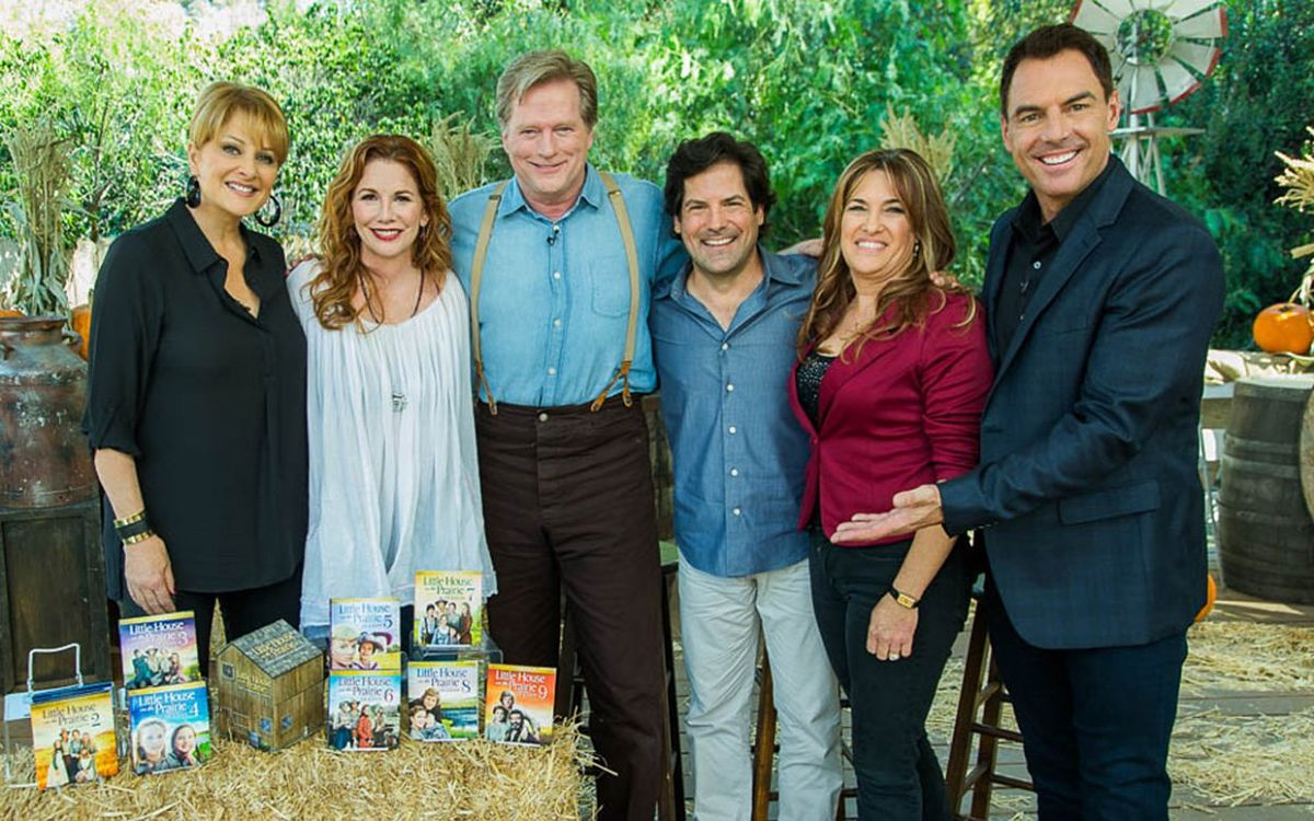 Little House On The Prairie Cast Reunion